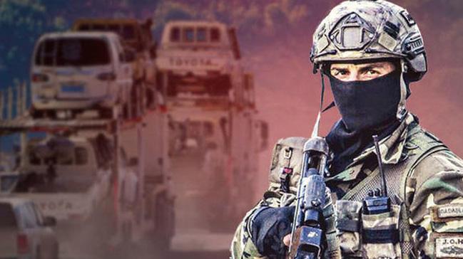 Afrin'e JÖH'ler ve PÖH'ler değil, MAK'lar ve METİ timleri girecek