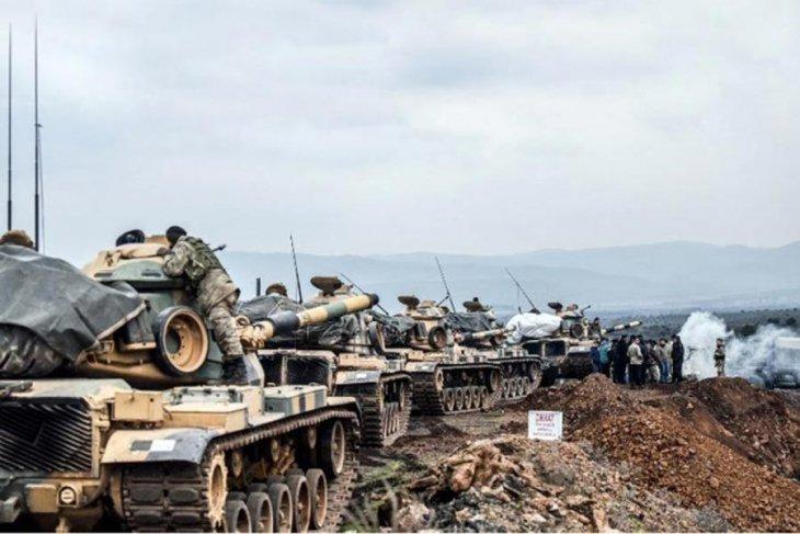 TSK açıkladı: Afrin'de bir tankımız vuruldu! Acı haber geldi