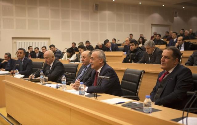 """Erzurum'da """"Kooperatifçilik Sempozyumu"""""""