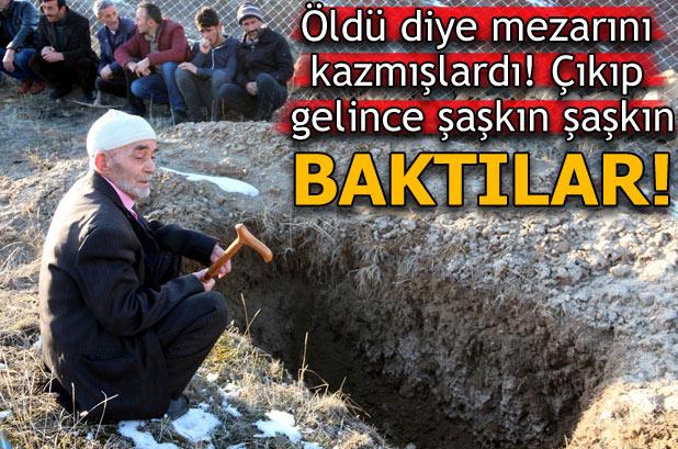 Erzurum'da şok eden olay