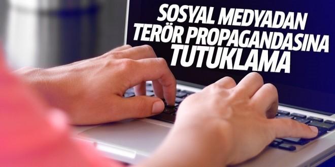 Erzurum'da 1 kişi tutuklandı