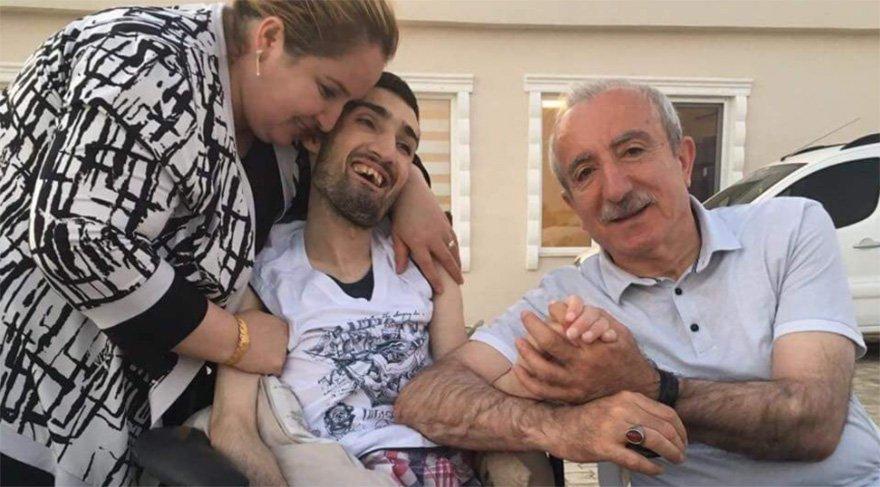 Orhan Miroğlu'ndan oğlu için duygulandıran mesaj