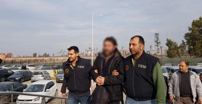 Suriye'ye DEAŞ için savaşmaya giderken yakalandılar