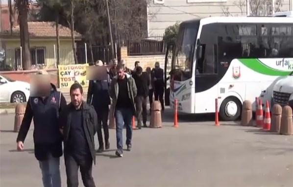 Afrin'deki teröristlere bilgi aktaran şahıs yakalandı