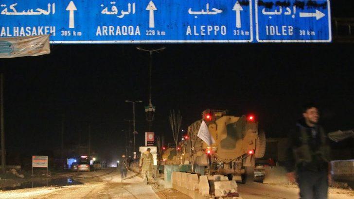 Türkiye ile Esad rejimi Suriye'nin kuzeybatısında karşı karşıya geliyor