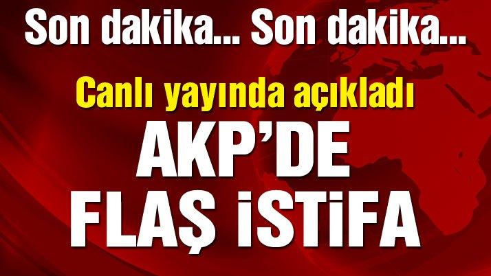 AKP İstanbul İl Başkanı Selim Temurci istifa etti
