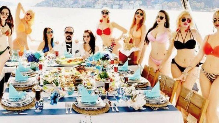 Adnan Oktar'ı yakan rapor: Genç kızlar cinsel meta olarak kullanılıyor!