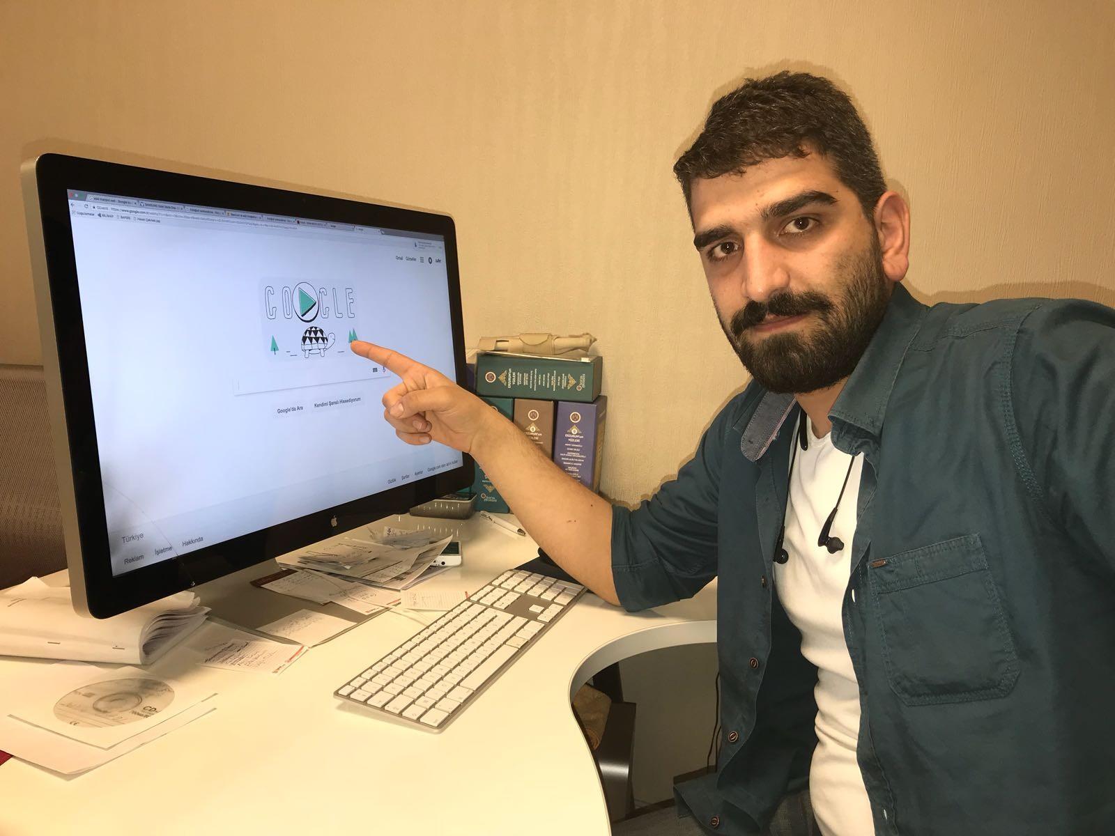 Genç USMED'ten Google'a