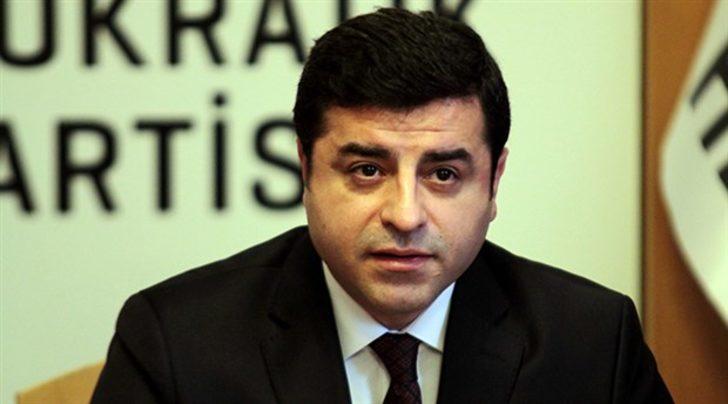 Demirtaş'tan HDP kongresine dikkat çeken mesaj