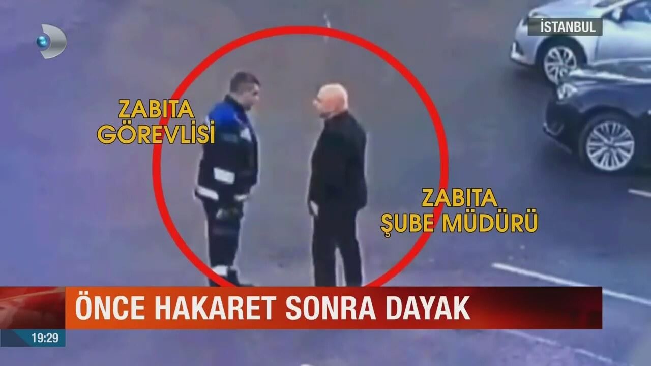 Tüm Türkiye'yi ayağa kaldıran 'zabıtaya darp' olayında yeni gelişme!