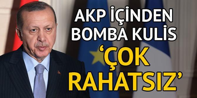 'AKP'li vekiller MHP'nin bu tavrından çok rahatsız' Flaş kulis!