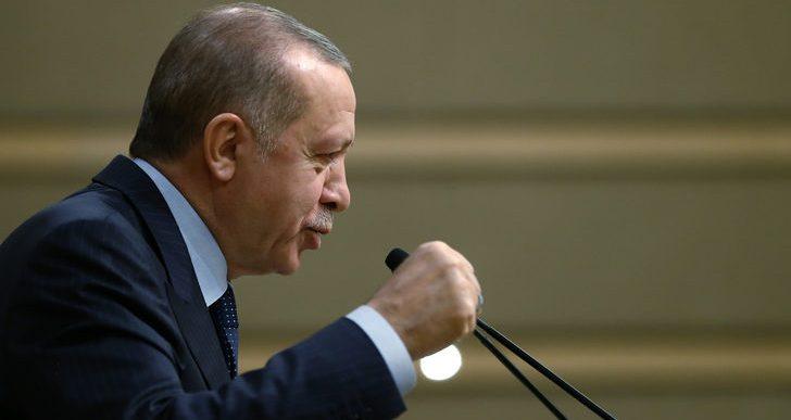 Erdoğan'dan ABD'li generale: Ömürlerinde hiç Osmanlı tokadı yememiş oldukları çok açık