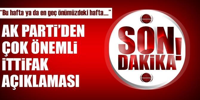 AK Parti ve MHP arasında dörtlü zirve yapılacak
