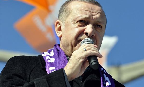 Cumhurbaşkanı Erdoğan: Haddinizi bilin!