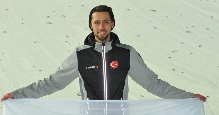 Olimpiyat Oyunları'nda Türkiye'yi Temsil Eden İpçioğlu, Erzurum'a Döndü