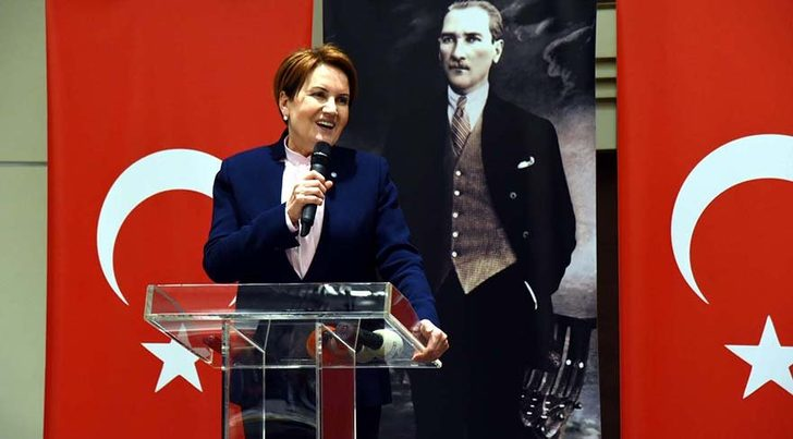 Meral Akşener'in davetine tam 12 parti katıldı!