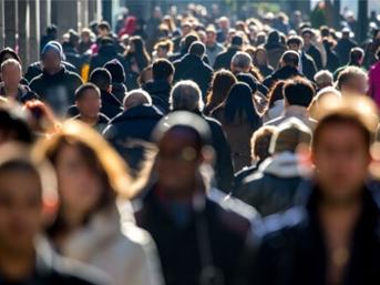 Türkiye nüfusunun 100 milyonu geçmesi bekleniyor