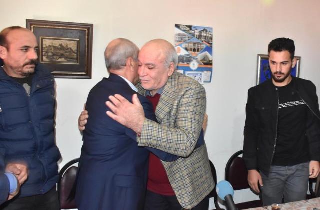 Husumetli Erzurumlu İki Aile Barıştırıldı