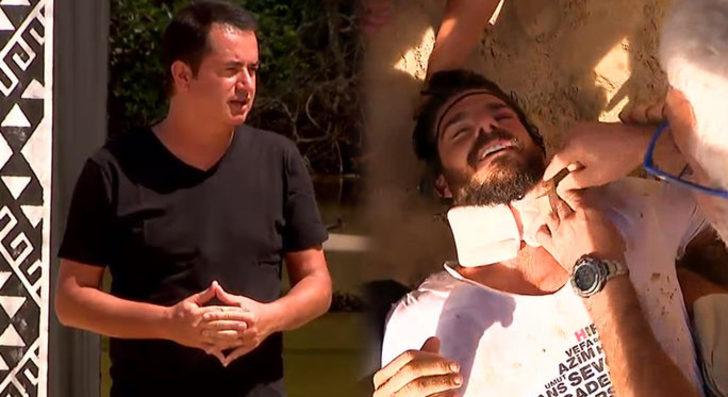 Survivor 2018'de sakatlanan Hakan Hatipoğlu için karar verildi!