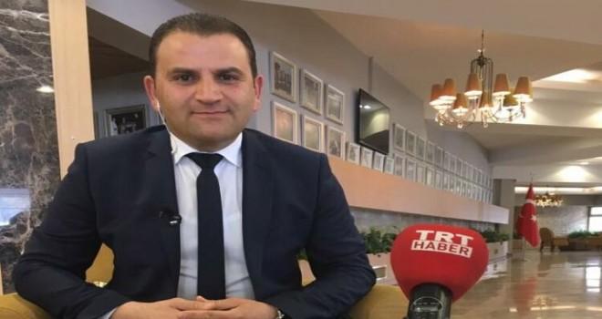 Müslim Demircan TRT Erzurum Haber Müdürü Oldu!