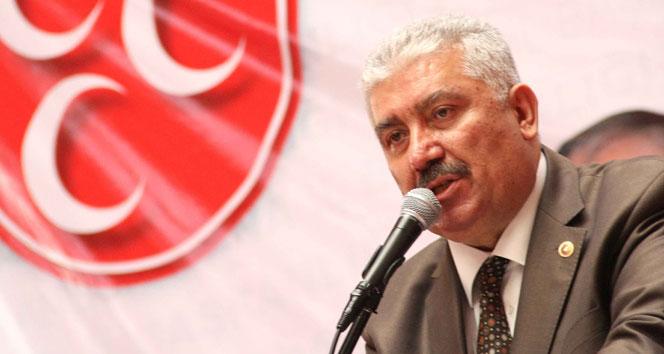MHP'li Yalçın'dan CHP'ye 'seçim ittifakı' cevabı