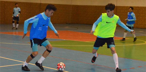 Futsalda Yeni Milli Takım Mesaiye Başladı