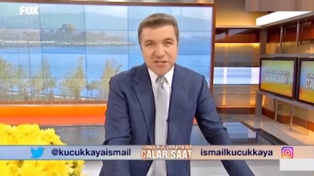 İsmail Küçükkaya canlı yayında Bozkurt yaptı! 'Cumhurbaşkanı yapınca...'