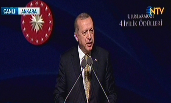 Cumhurbaşkanı Erdoğan'dan Afrin Harekatı açıklaması