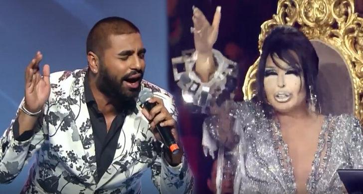 Devlerin Aşkı şarkısıyla Bülent Ersoy'u kendinden geçirdi!
