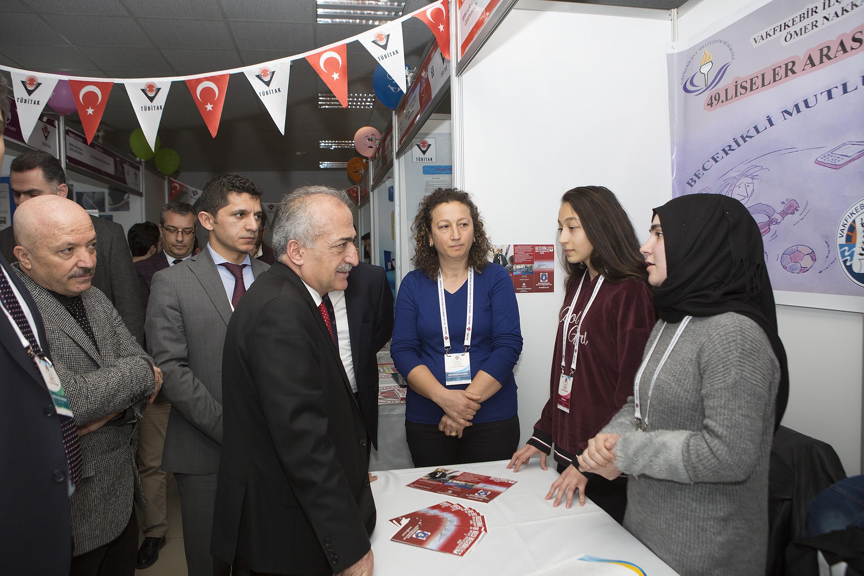 Atatürk Üniversitesinde proje heyecanı başladı