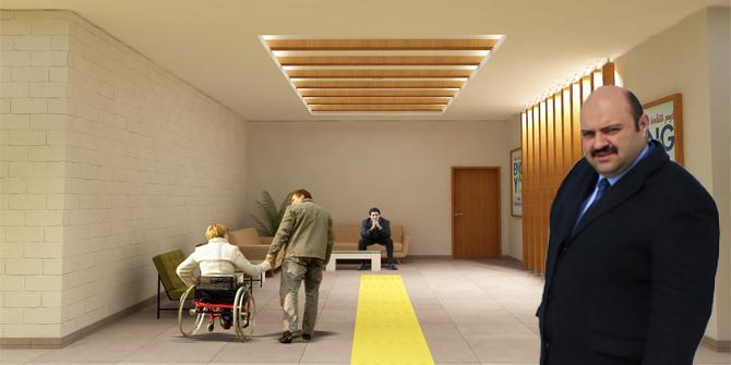 Metruk binalardan çok amaçlı yaşam merkezine