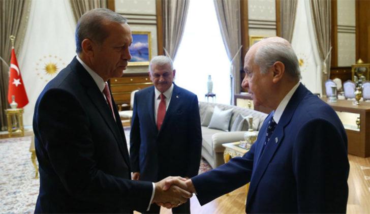 AK Parti ve MHP'ye seçim anketi şoku!