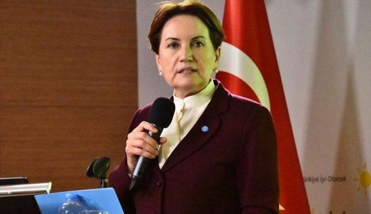 Meral Akşener son anketi açıkladı