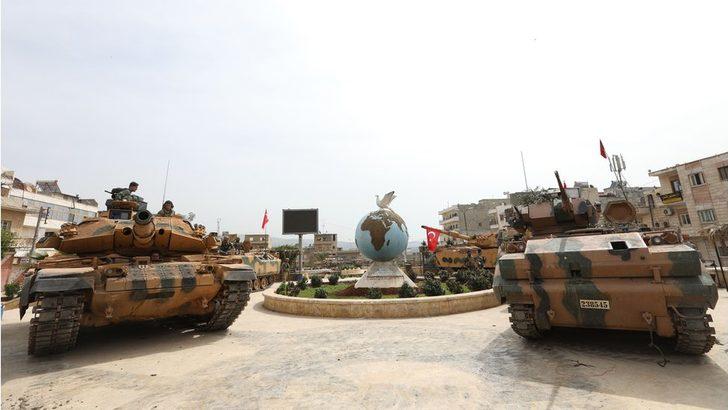 Afrin'den kaçan teröristlerin son mesajı ortaya çıktı!