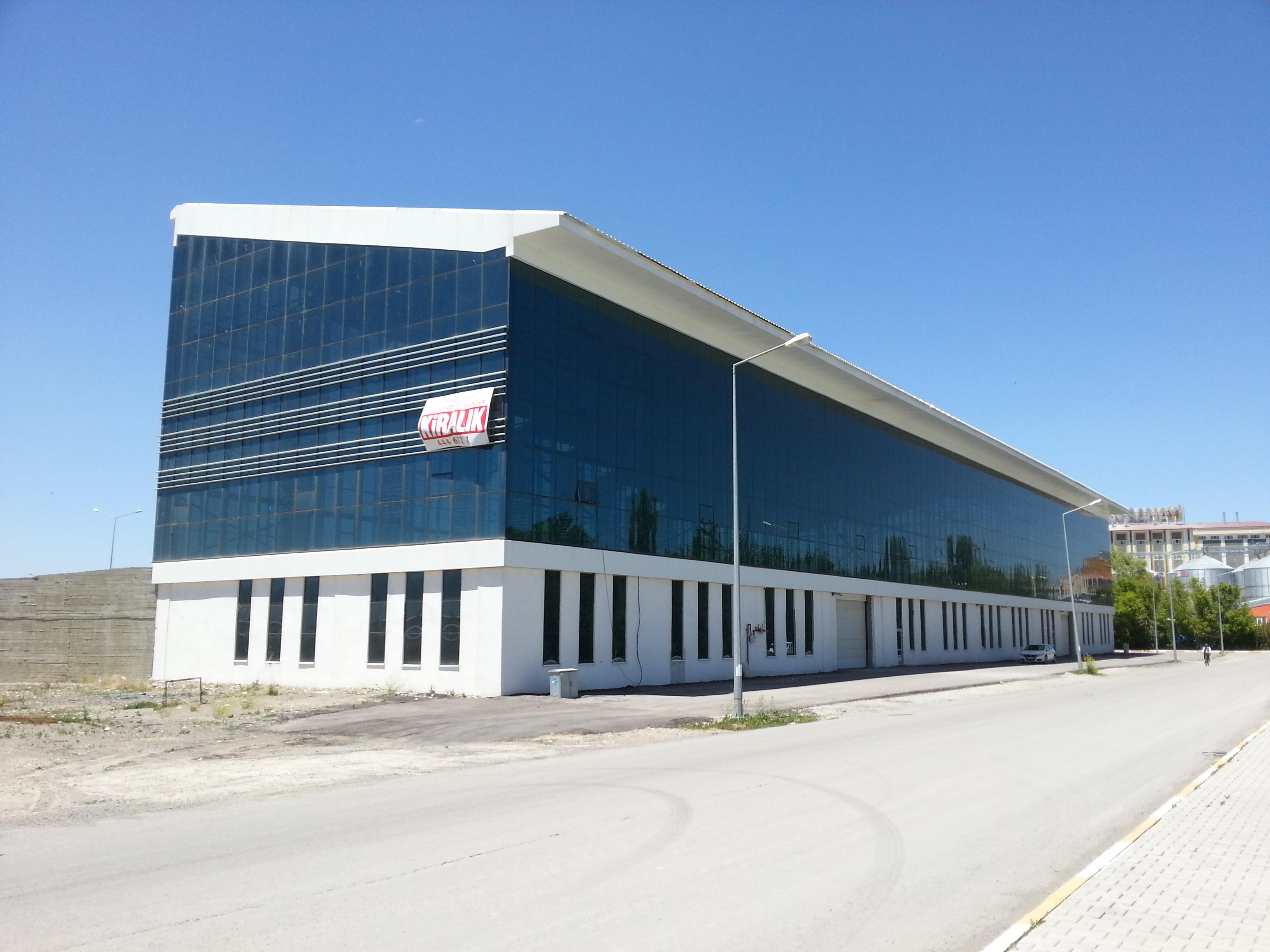 OSB'nin şaibeli binası Gersan Holding'e veriliyor
