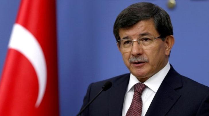 Ahmet Davutoğlu o iddiaya cevap verdi