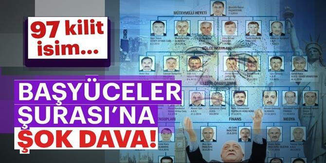 Başyüceler Şurası Başkanı Mustafa Özcan'a dava açıldı