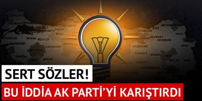 Şamil Tayyar'ın FETÖ iddiası AK Parti'yi karıştırdı