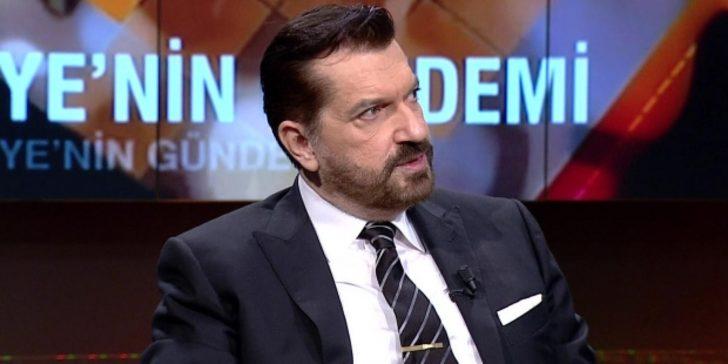 Gözaltına alınan SONAR Başkanı Hakan Bayrakçı serbest bırakıldı