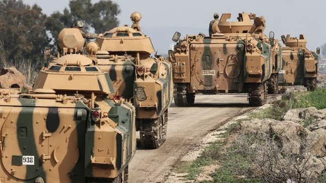 TSK ve ÖSO, Afrin'in güneyinde ilerleyişe geçti