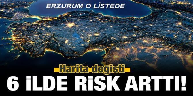 Erzurum deprem riski altında: Tehlike arttı