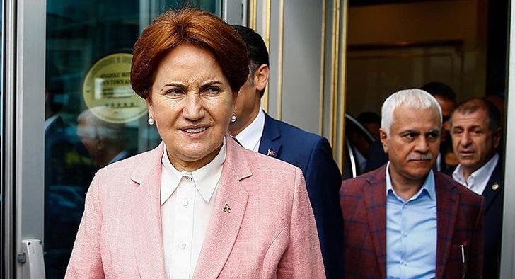 Meral Akşener'den sert çıkış! 'Partide Yelizleri istemiyorum'