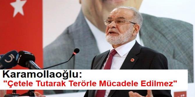"""Erzurum'da konuştu: """"Çetele Tutarak Terörle Mücadele Edilmez"""""""