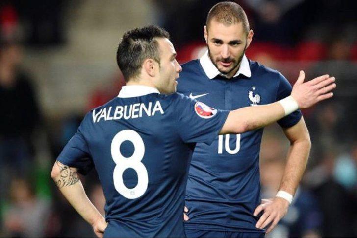 Benzema'dan flaş Valbuena açıklaması!