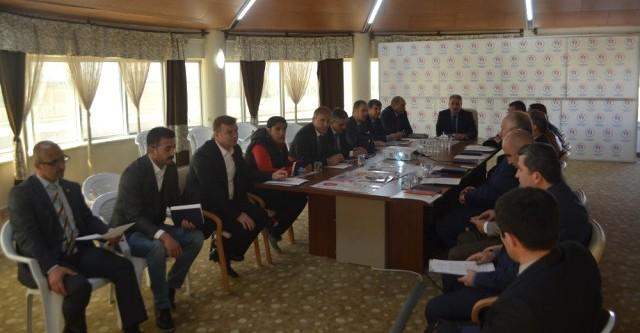 Erzurum Ghsim 2026'yı Tüm İlçelerde Tanıtacak