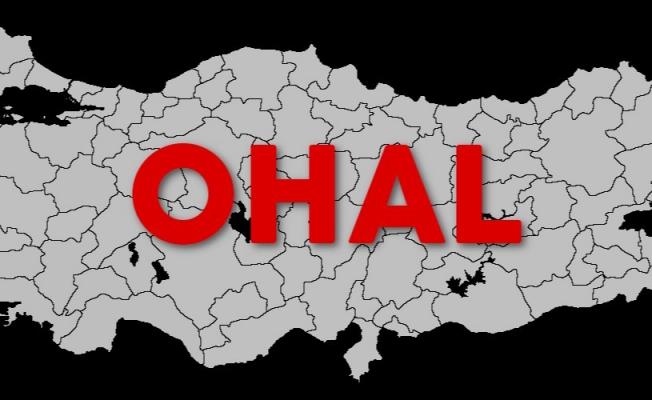 OHAL 7. kez uzatıldı