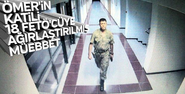 Şehit Ömer Halisdemir davasında karar çıktı!