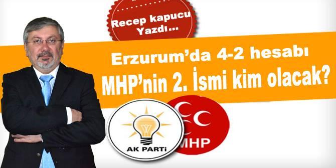 Erzurum'da Milletvekili paylaşımı nasıl olacak?...