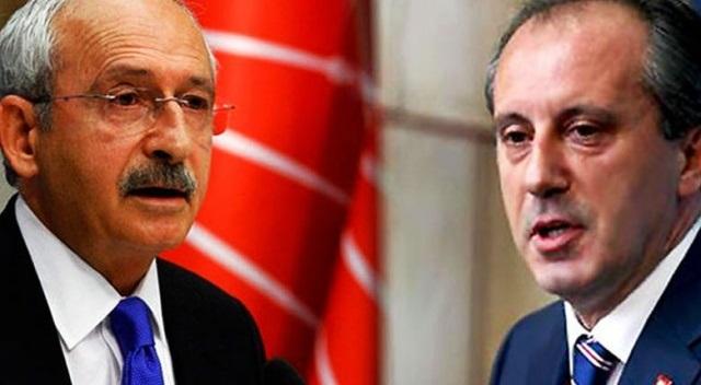 İnce ile Kılıçdaroğlu adaylığı konuştu