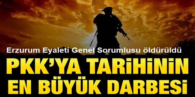 Ağrı'da PKK'ya Ağır Darbe: 16 Terörist Etkisiz Hale Getirildi